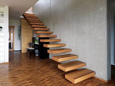 Haus des Jahres 2010: 1. Platz: Schwebende Stufen