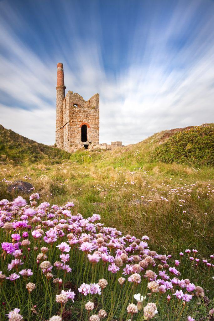Tin Mines, Botallack, Cornwall