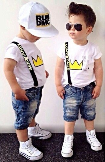 stylish kids boy