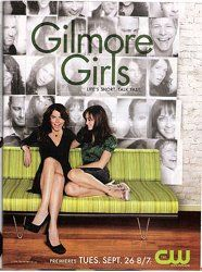 Gilmore Girls...Love this show and miss it so. Watch it every chance I get.