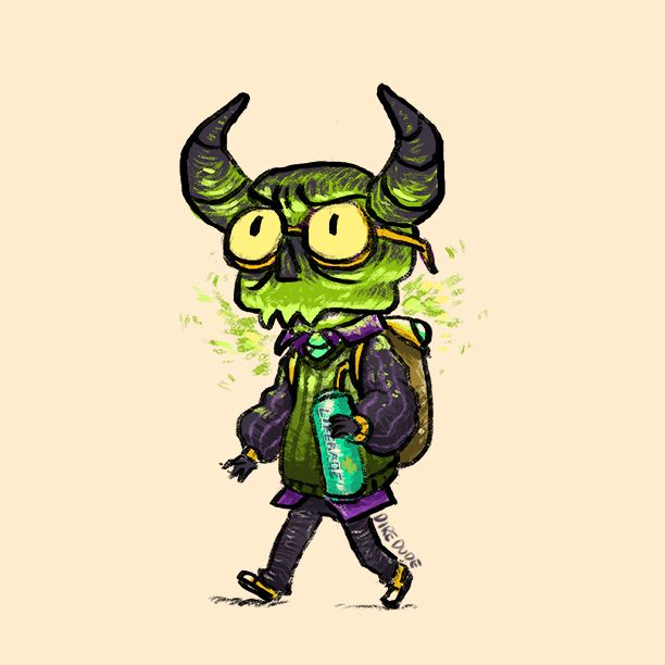 #Dota2 HAH NERD.But really, Pugna's entered college at age 5. Child prodigy right here.Though, despite his sheer brilliance, his life sucks.