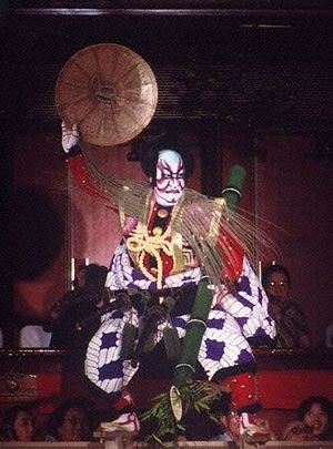 歌舞伎十八番 押戻(おしもどし) - 成田屋 市川團十郎・市川海老蔵 公式Webサイト