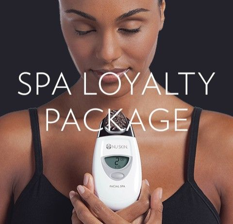 Spa Loyalty Package
