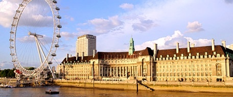 The London Eye - Hotels Londres