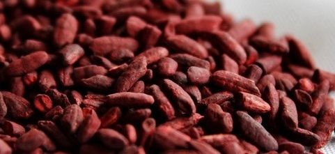 Red yeast rice contains an ingredient called monacolin K, which inhibits the action of an enzyme in the liver (HMG-CoA reductase) involved in the synthesis of cholesterol.