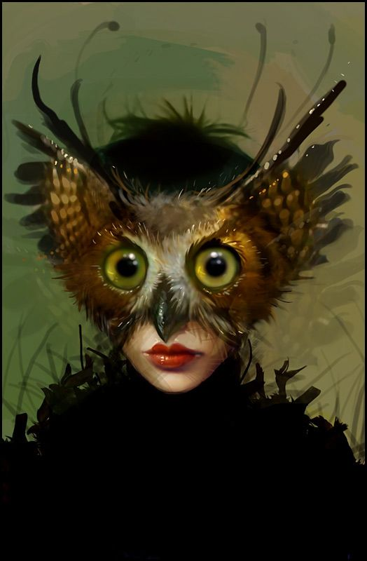 Linda Bergkvist Sweden: Masks Paintings, Halloween Costumes, Faces Masks, Costumes Inspiration, Owl Masks, Wind Bergkvist, Art, Halloween Inspiration, Owls