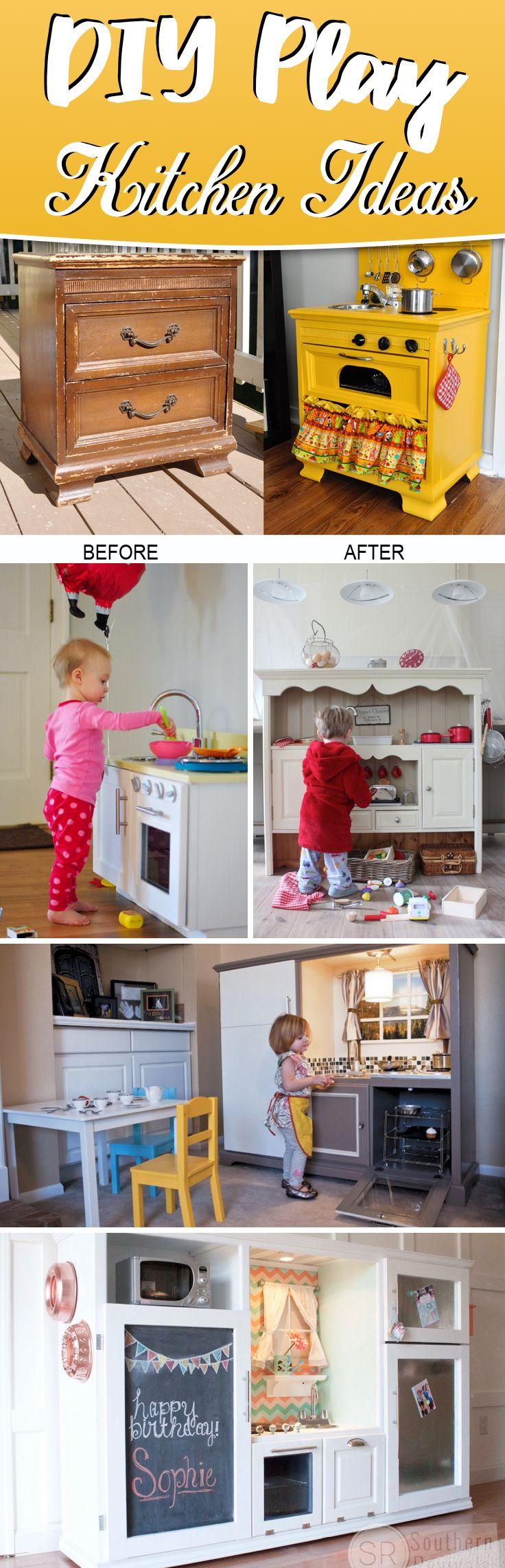 Preschool Kitchen Furniture 17 Best Ideas About Best Play Kitchen On Pinterest Kidcraft