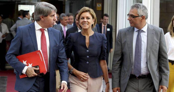 La presidenta de Madrid pretende crear escuelas infantiles bilingües