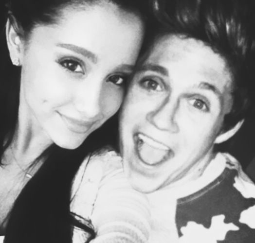 is ariana grande and niall horan dating