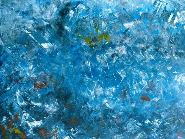 Acrílico sobre lienzo. 116 x 89 cm. 2014.