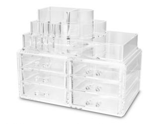 Acrylic Makeup Organizer - BH Cosmetics. - Gifts. #gifts