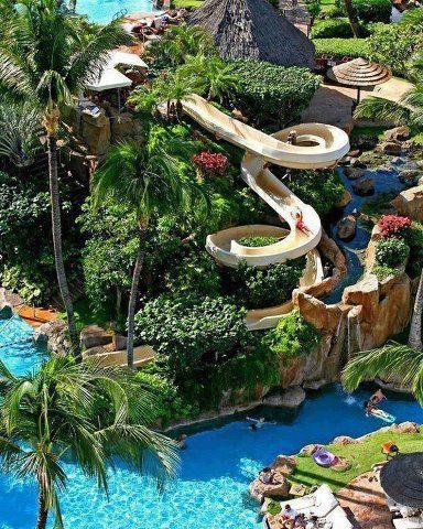 Westin Maui Hotel Pool. More pins under www.supondo.com
