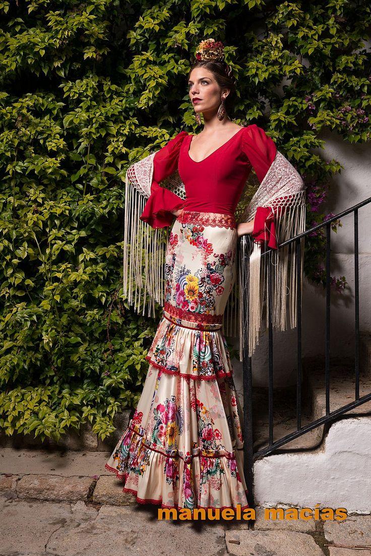 Colección de moda flamenca para 2015 - Bella