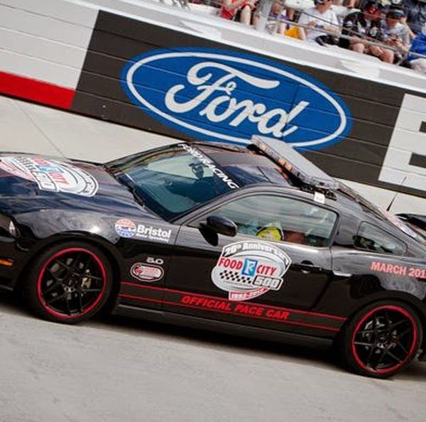 NASCAR Race Mom: Get Your Shark Bristol Motor Speedway #nascar   #NASCAR Race Mom - The Sharky 500 is a premier fundraising event for Speedway Children's Charities.  A $10 ticket could win you the 2014 Bristol Motor Speedway Pace Car!