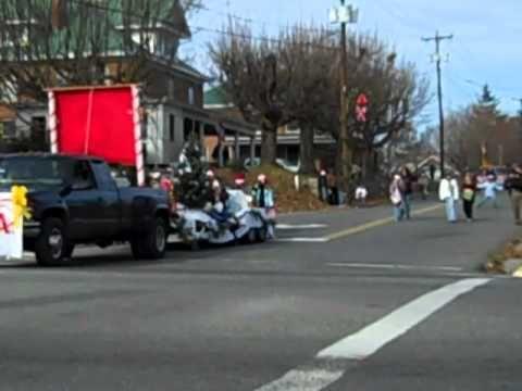 Town of Dublin, VA Christmas Parade, 2009.