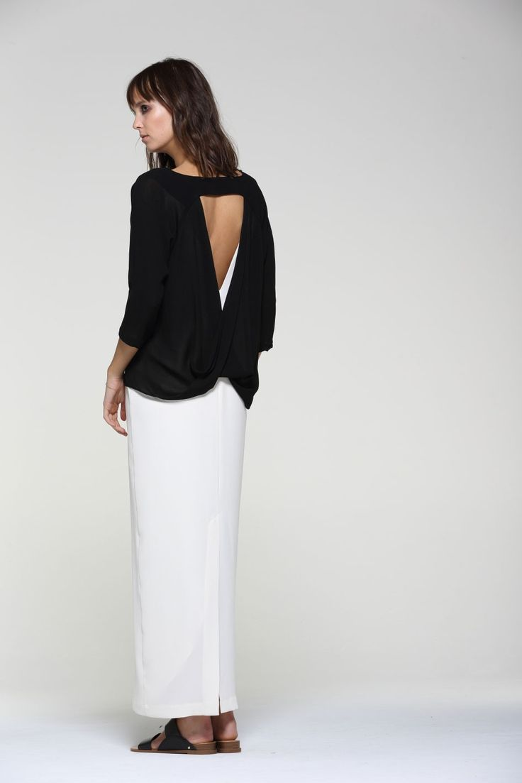 FOLDOVER TOP - TOPS - SHOP COLLECTION TK Store