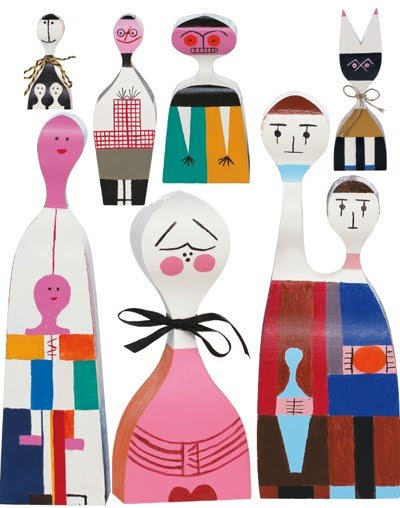 Alexander Girard wooden dolls. We bought  one recently!: Prints Patterns, Patterns Inspiration, Print Patterns