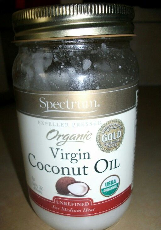 Coconut oil hair mask summer my hair and fish oil for Fish oil on face