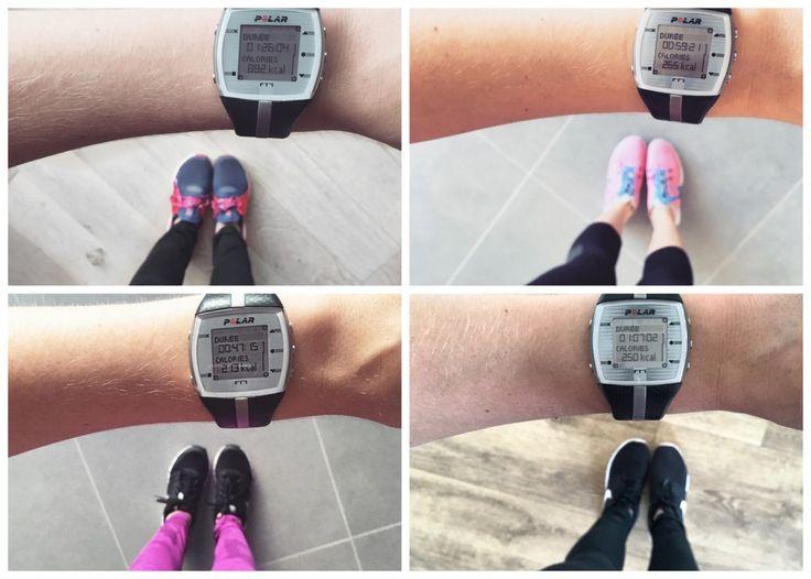 Mon avis sur la montre Polar. – Eat Clean Fit