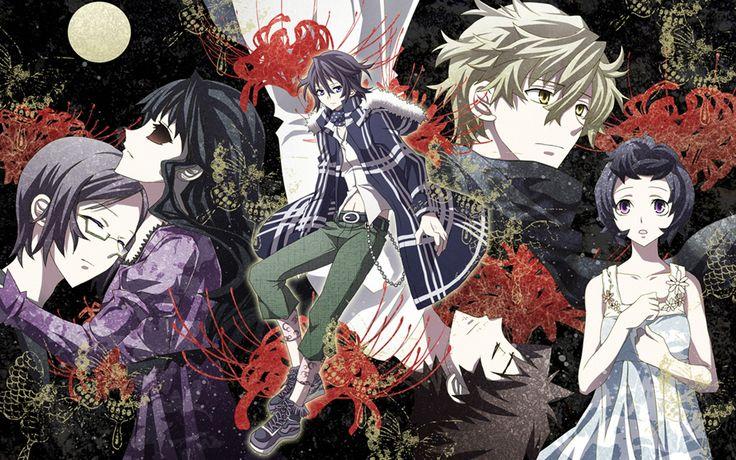 Shiki anime shiki Anime, Fanart, Manga