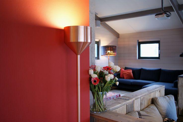 Lamp Project Woningwens #Lamp #copper #lamps #Licht #Interior #Design #Hooijmaat #Woningwens #Interieur #Interieuradvies #project #Portfolio