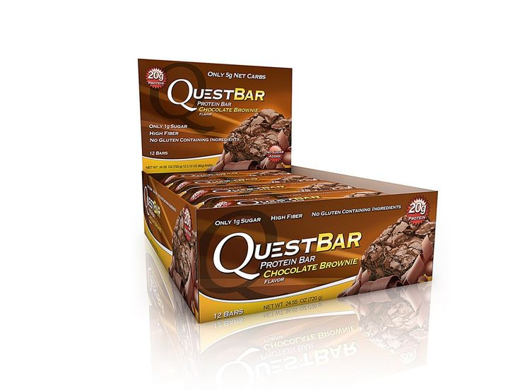 PROTEIN BARS CHOCOLATE BROWNIE (12x60g) Price:  £42.99