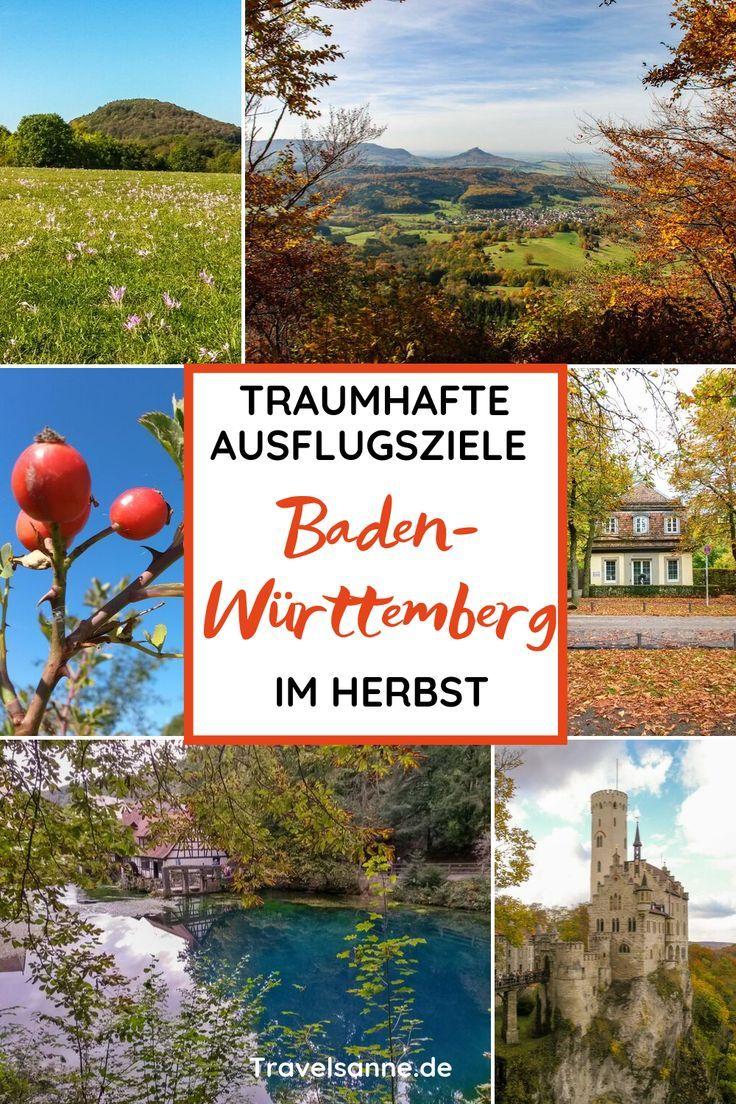 10 herbstliche Ausflugsziele in Baden-Württemberg mit Kindern