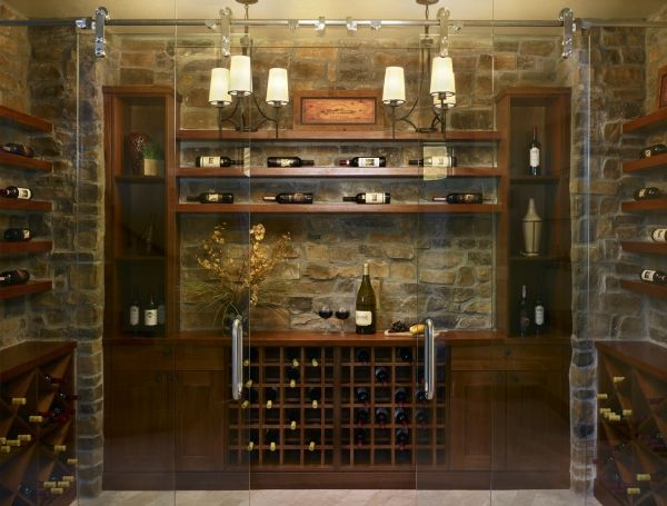17 Best Images About Wine Rooms On Pinterest Stains