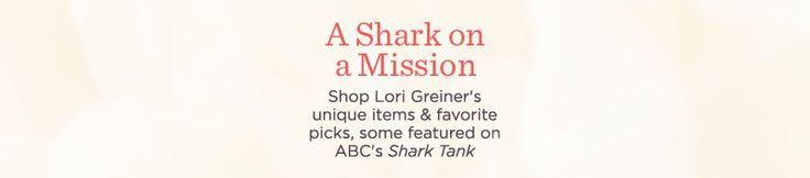 Lori's Picks - Lori Greiner's Shark Tank Products — QVC.com