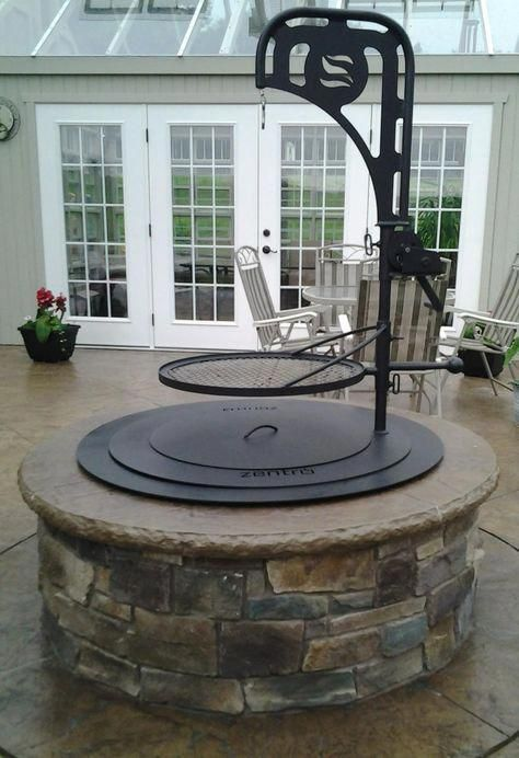 I M A Sucker For This Marvellous Fire Pit Seating
