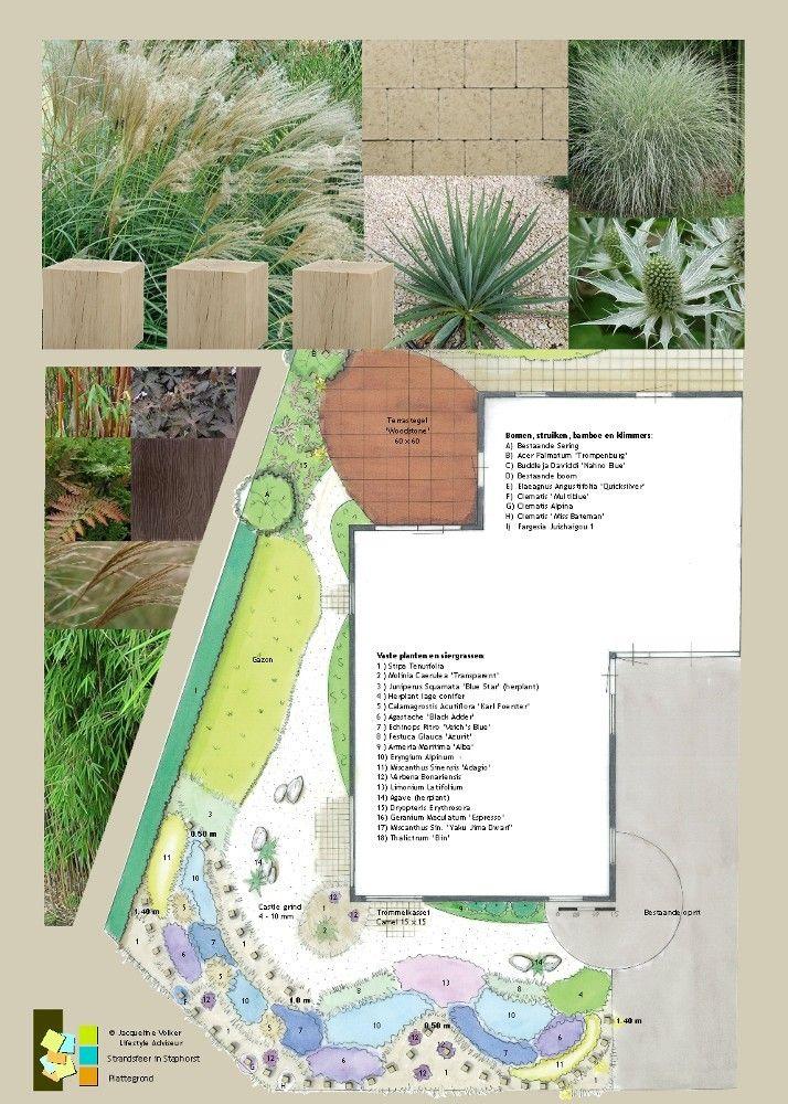 36 best images about portfolio voortuin in strandsfeer on for Garden designs by jacqueline
