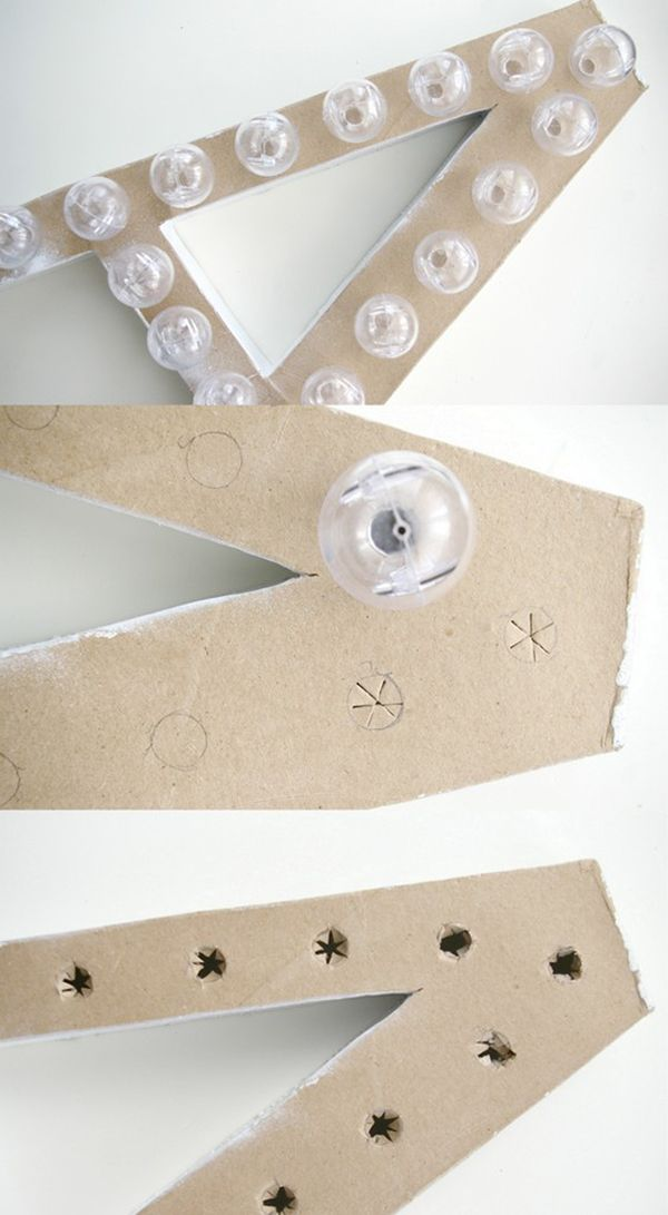 3 ideas para hacerte TU PROPIA LETRA LUMINOSA CON BOMBILLAS DIY!