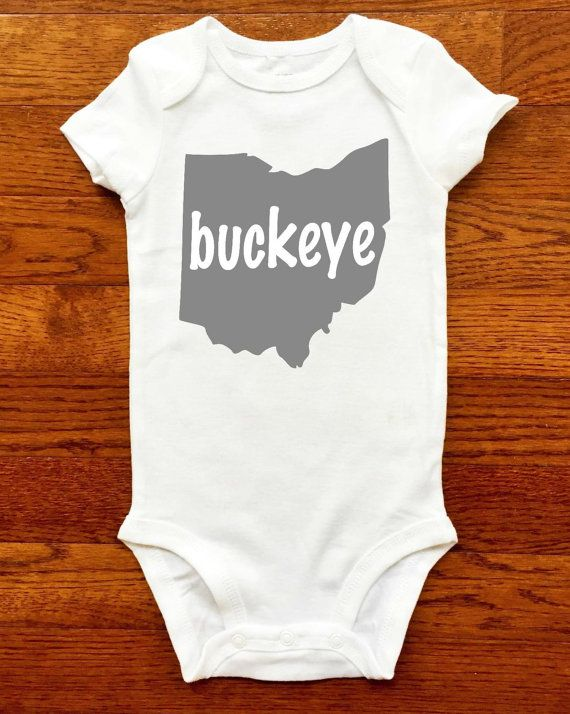 Hey, I found this really awesome Etsy listing at https://www.etsy.com/listing/273245400/ohio-state-buckeyes-baby-ohio-state