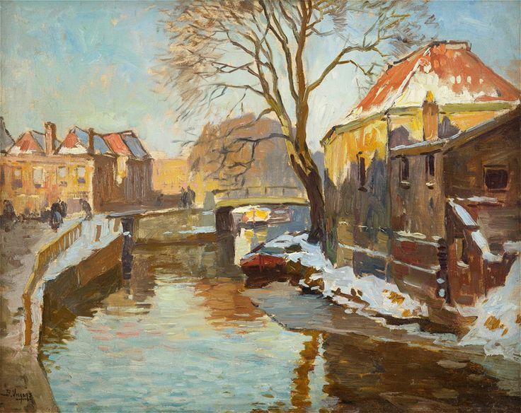 Viegers, Bernardus  (Ben)  (1886-1947)