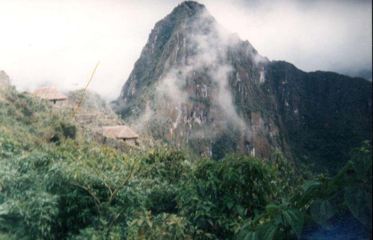 Machu Pichu, Cusco Perú 2001