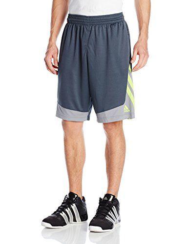 adidas Performance Men's Superstar Shorts, X-Large, Bold Onix/Tech Grey/Solar Slime adidas http://www.amazon.com/dp/B00IP915CU/ref=cm_sw_r_pi_dp_gtnVwb1WR0J4J