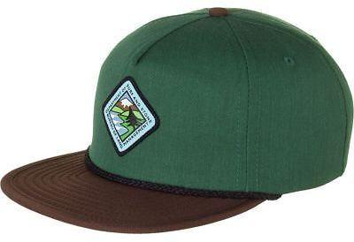 Hippy-Tree Hippy Tree Land Strapback Hat