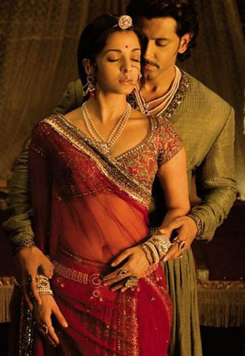 "from "" Jodhaa Akbar "" film one of my favorite hindi films"
