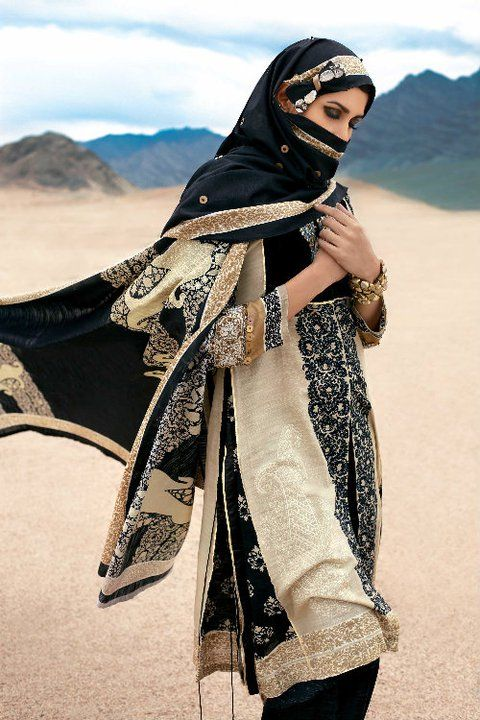 Gul Ahmed WinterCollection 2010