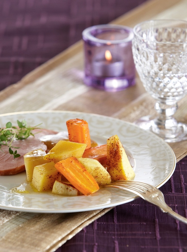 Jouluiset juurekset | K-ruoka #joulu