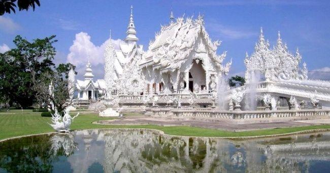 25 городов, которые нужно увидеть хотя бы раз в жизни Чиангмай, Таиланд