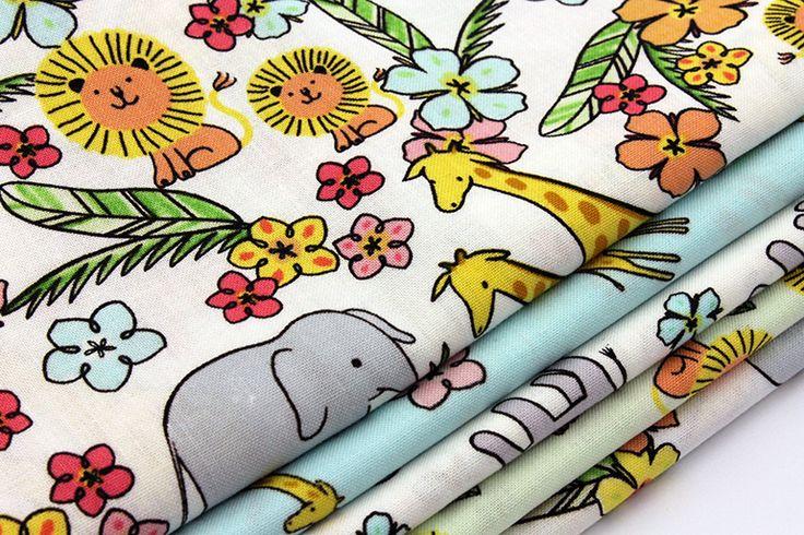 Timeless Treasures - funky fabrics