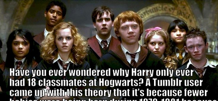 This 'Harry Potter' Fan Theory Finally Solves This Mystery About Harry's Hogwarts Class | Just another thing you can blame Voldemort for.