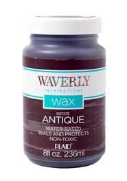 Waverly Chalk Paint And Wax And Sealer