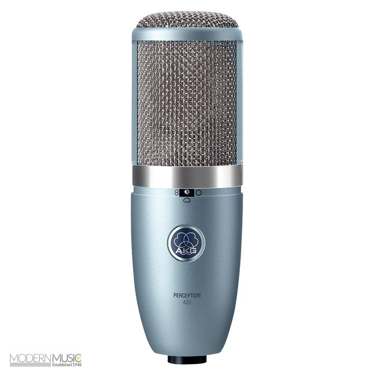 AKG Perception 420 Microphone by sweet water