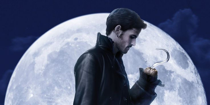 Captain Hook by Colin O'Donoghue - Once Upon A Time - ABC.com