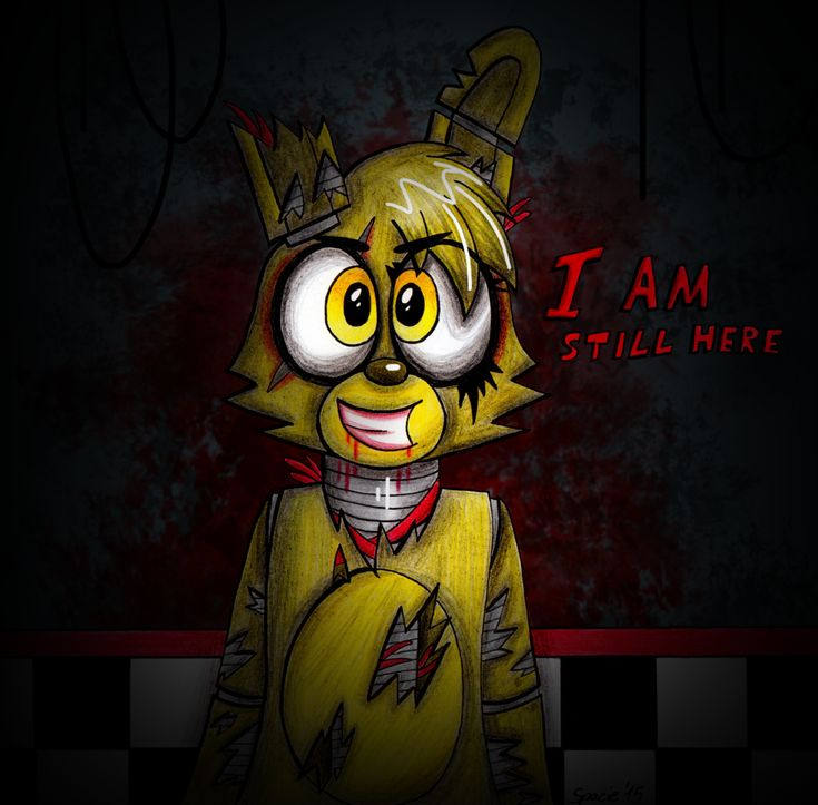 Pizza Wallpaper Cute Five Nights At Freddy S 3 I Remain By Maria Ben On