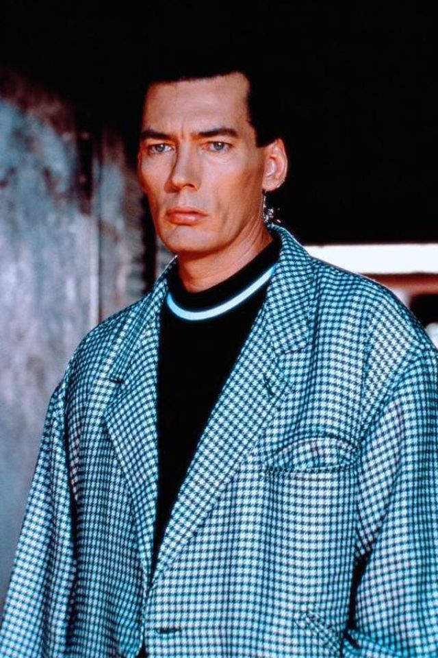 Billy Drago for the villain. The untouchables, Delta force 2, pale Rider and other films say it all.