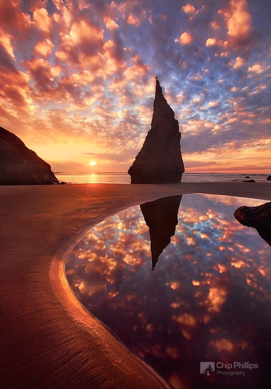 ~~Wizards Hat, Bandon Oregon by Chip Phillips~~