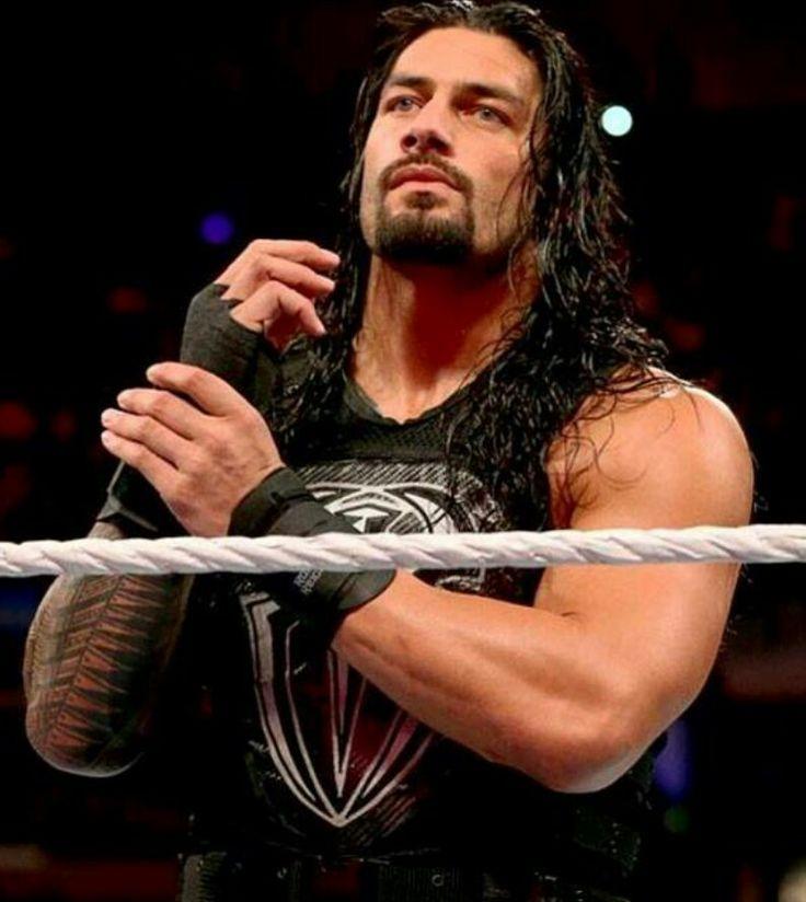 Roman Reigns | Seth Rollins Dean Ambrose & Roman Reigns ...